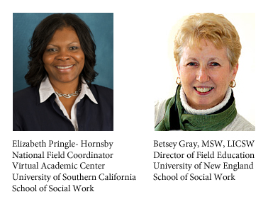 Online Social Work Programs >> Field Learning In Online Social Work Programs The Field Educator